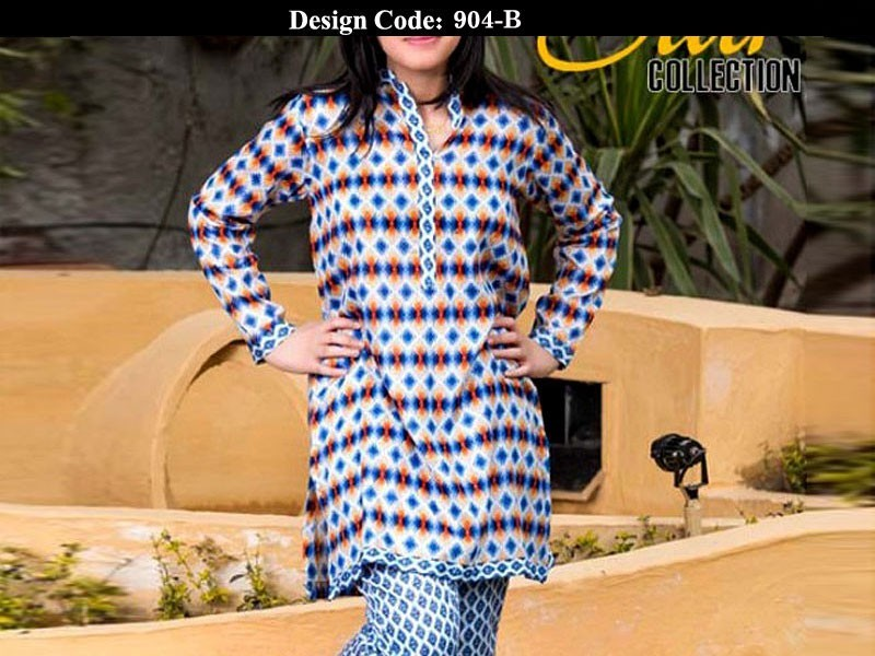 2 Star Printed Lawn Suits of Your Choice