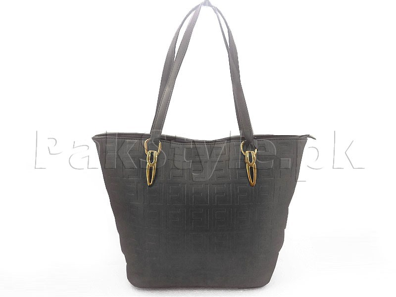 Ladies Tote Bag - Black