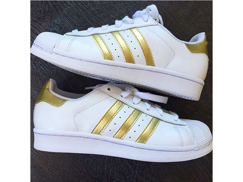 48cf2f5c4 pink adidas superstar sneakers adidas superstar womens white silver ...