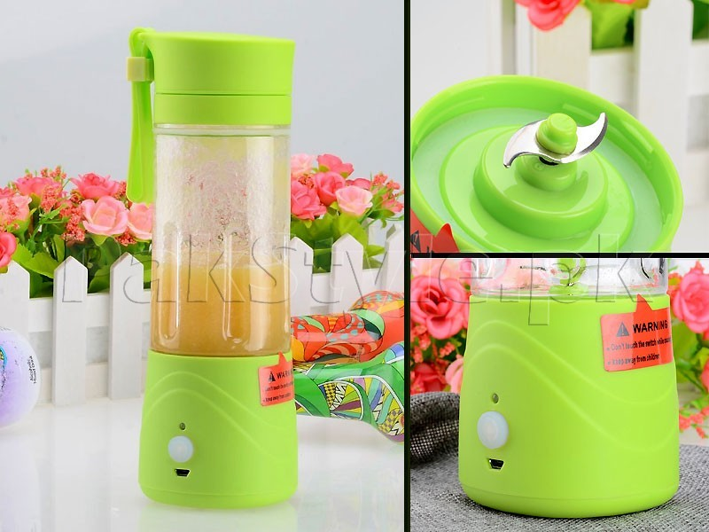 Usb Rechargeable Portable Juice Blender Price In Pakistan M009869