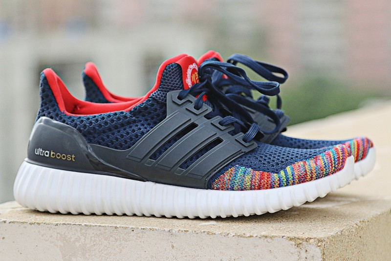 Men's Ultra Boost Running Shoes - Blue in Pakistan