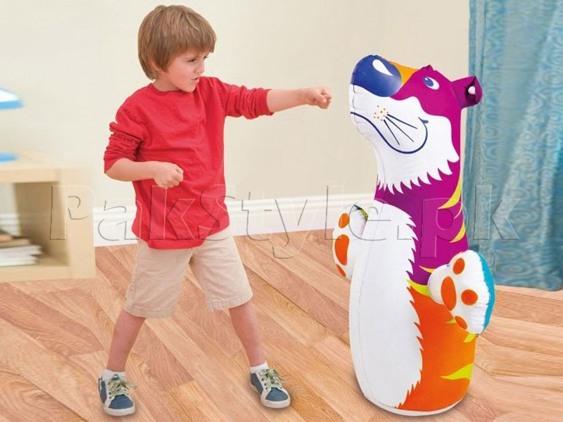 3D Bop Bag Inflatable Tiger Price in Pakistan