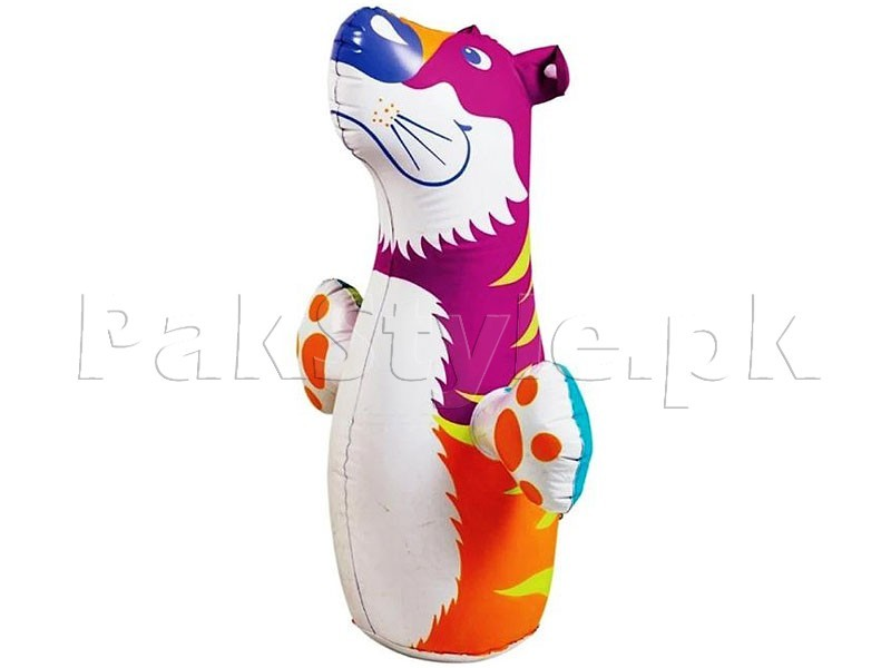 3D Bop Bag Inflatable Tiger in Pakistan