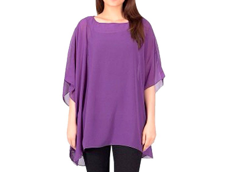 Pack of 3 Stylish Chiffon Tops in Pakistan