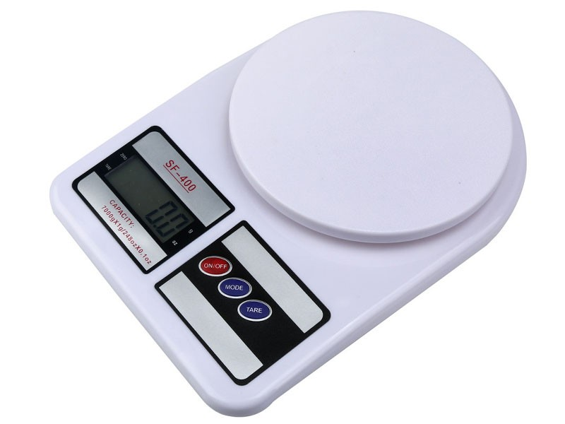 Digital Electronic Kitchen Scale - 7KG