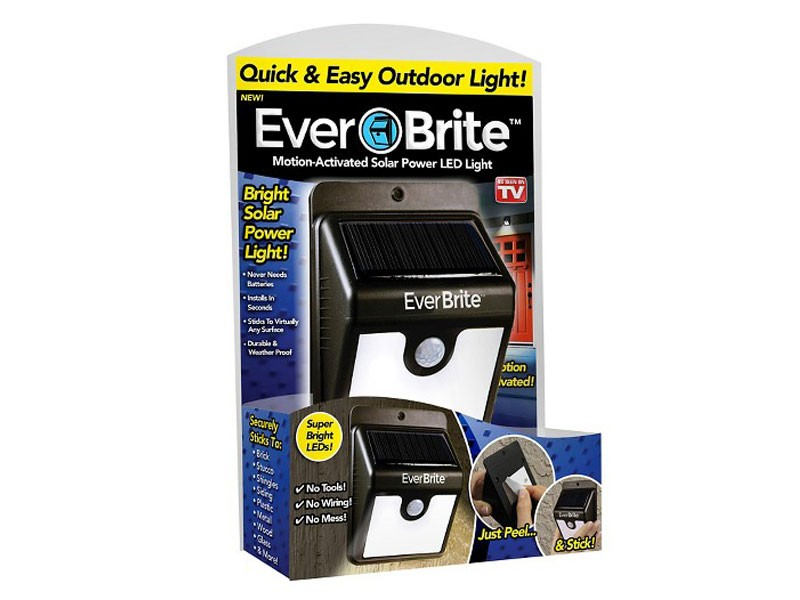 Ever Brite Motion Activated Solar LED Light in Pakistan