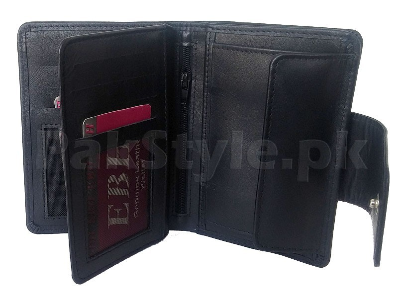 Pure Leather Passport Wallet