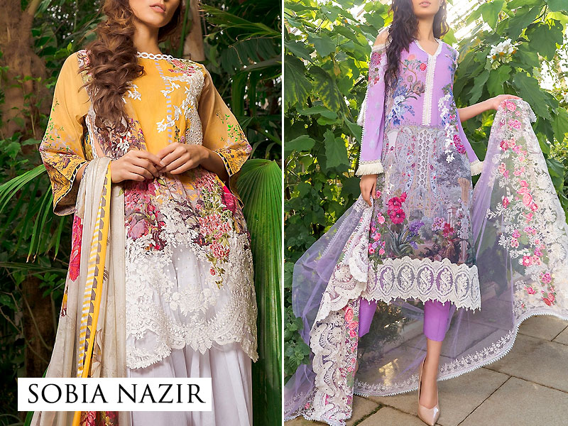Top Summer Lawn Brands in Pakistan