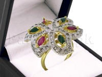 Multicolor Adjustable AD Ring in Pakistan