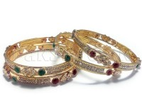 Indian Imitation Bangles Set in Pakistan
