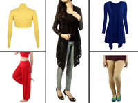 Combo Pack of 5 Ladies Clothes in Pakistan