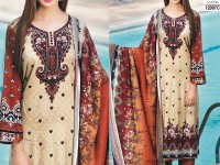 Star Royal Linen Suit with Shawl Dupatta 12007-C in Pakistan