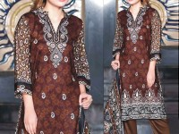 Star Royal Linen Suit with Shawl Dupatta 12010-B in Pakistan
