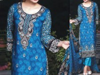 Star Royal Linen Suit with Shawl Dupatta 12010-C in Pakistan