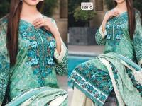 Star Royal Linen Suit with Shawl Dupatta 12001-C in Pakistan