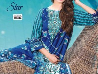 Star Royal Linen Suit with Shawl Dupatta 12004-A in Pakistan