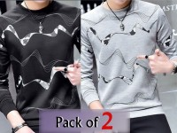 Pack of 2 Fleece Sweatshirts in Pakistan