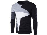 Stylish Men's Sweatshirt - Black in Pakistan