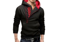 Stylish Men's Swag Hoodie - Red in Pakistan