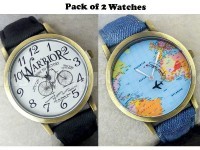 Pack of 2 Character Watches in Pakistan