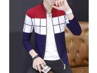 Multicolor Men's Fleece Jacket in Pakistan