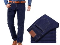 Men's Straight Fit Jeans - Blue in Pakistan