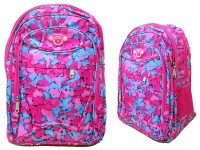 Floral Print School Bag for Girls in Pakistan