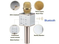 Wireless Microphone with Speaker & Bluetooth Condenser Mic Price in Pakistan
