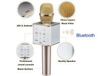 Wireless Microphone with Speaker & Bluetooth Condenser Mic in Pakistan