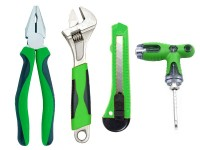 4 Pcs Home Repairing Tools Set in Pakistan