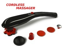 Multi-Purpose Rechargeable Cordless Massager Price in Pakistan