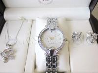 Elegant Jewellery & Watch Gift Set in Pakistan