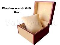 Wooden Watch Gift Box in Pakistan