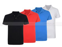 4 Plain Polo Shirts Bundle Offer in Pakistan
