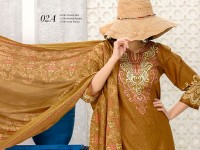 VS Classic Lawn 2018 with Lawn Dupatta VS-2A in Pakistan