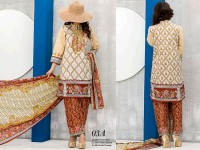 VS Classic Lawn 2018 with Lawn Dupatta VS-3A in Pakistan