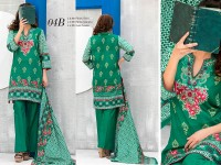 VS Classic Lawn 2018 with Lawn Dupatta VS-4B in Pakistan