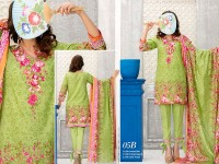 VS Classic Lawn 2018 with Lawn Dupatta VS-5B in Pakistan