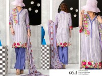 VS Classic Lawn 2018 with Lawn Dupatta VS-6A in Pakistan