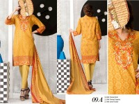 VS Classic Lawn 2018 with Lawn Dupatta VS-9A in Pakistan