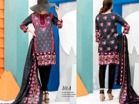 VS Classic Lawn 2018 with Lawn Dupatta VS-10A in Pakistan
