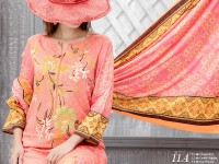 VS Classic Lawn 2018 with Lawn Dupatta VS-11A in Pakistan