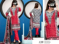 VS Classic Lawn 2018 with Lawn Dupatta VS-12B in Pakistan