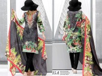 VS Classic Lawn 2018 with Lawn Dupatta VS-15A in Pakistan