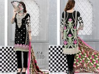 VS Classic Lawn 2018 with Lawn Dupatta VS-17A in Pakistan