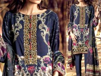 Embroidered Lawn Suit with Printed Lawn Dupatta in Pakistan