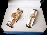 Elegant Watch & Bracelet Gift Set Price in Pakistan