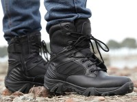Lace up Military Combat Ankle Boots in Pakistan