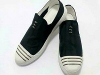 Unisex Black & White Casual Sneakers Price in Pakistan