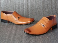 Stylish Men's Brown Formal Shoes Price in Pakistan